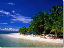 חופים ואיים בפנמה