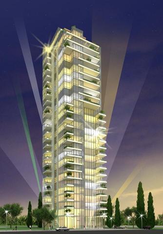 מגדל הגימנסיה תל אביב