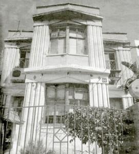 בית עווד - וילה רוטשילד - יוסף ברלין